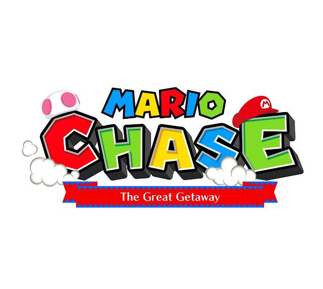 Review: Nintendo Land (Wii U) Nintendo+Land+-+Mario+Chase+Logo+Attraction