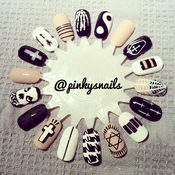 Party with Pinky\'s Nails! | Fitzroy Boutique