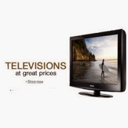 Flipkart: Buy Televisions upto 32% off + 10% off + Exchange offer + EMI Interest Cashback + 10% off for Standard Chartered Cards