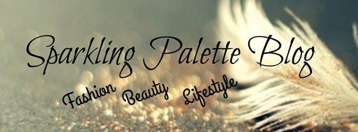 Sparkling Palette Blog