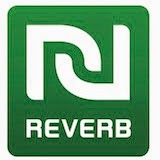 image REVERB logo Green Arts