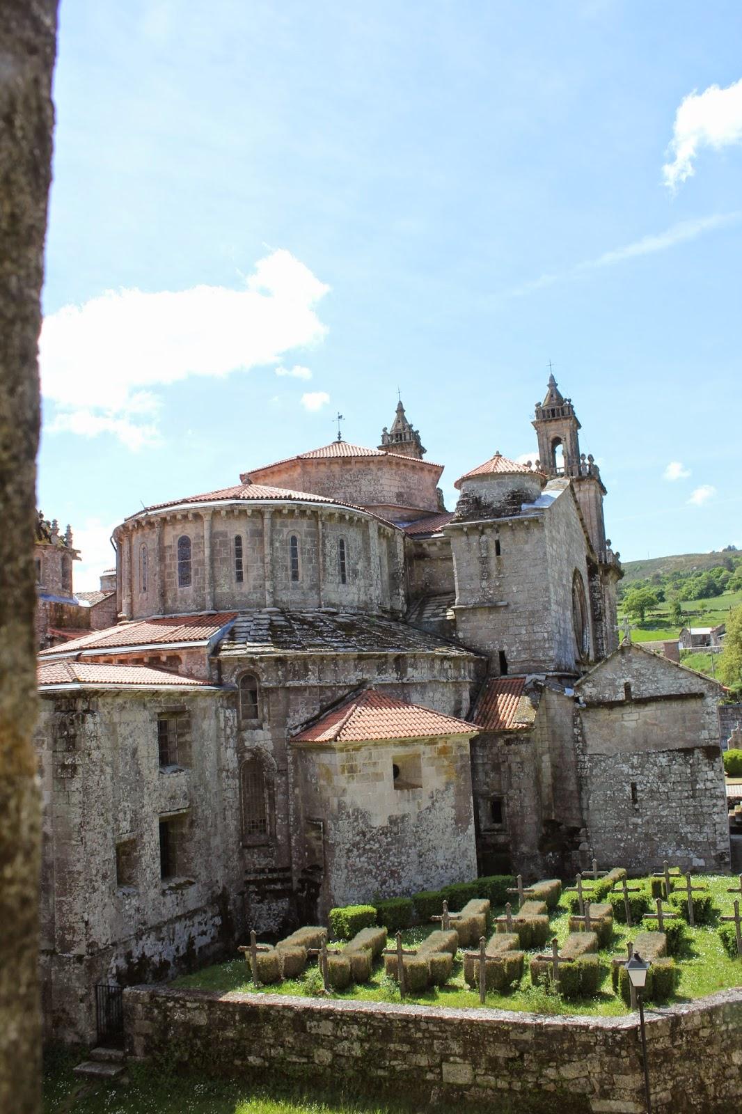 Maravillas Ocultas De Espaa Monasterio De OseiraOrense