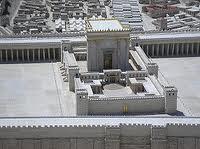 El patio de los gentiles del templo de Jersulalén