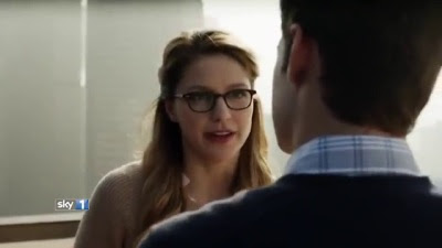 Supergirl (2015 / TV-Show / Series) - Season 1 UK TV Spot (Sky 1) - Screenshot