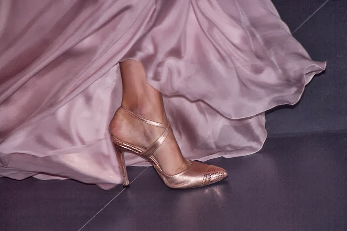 MBFW MADRID SHOES: JOAQUIM FERRER for Hannibal Laguna