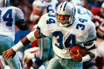 Hershel Walker Dallas Cowboys