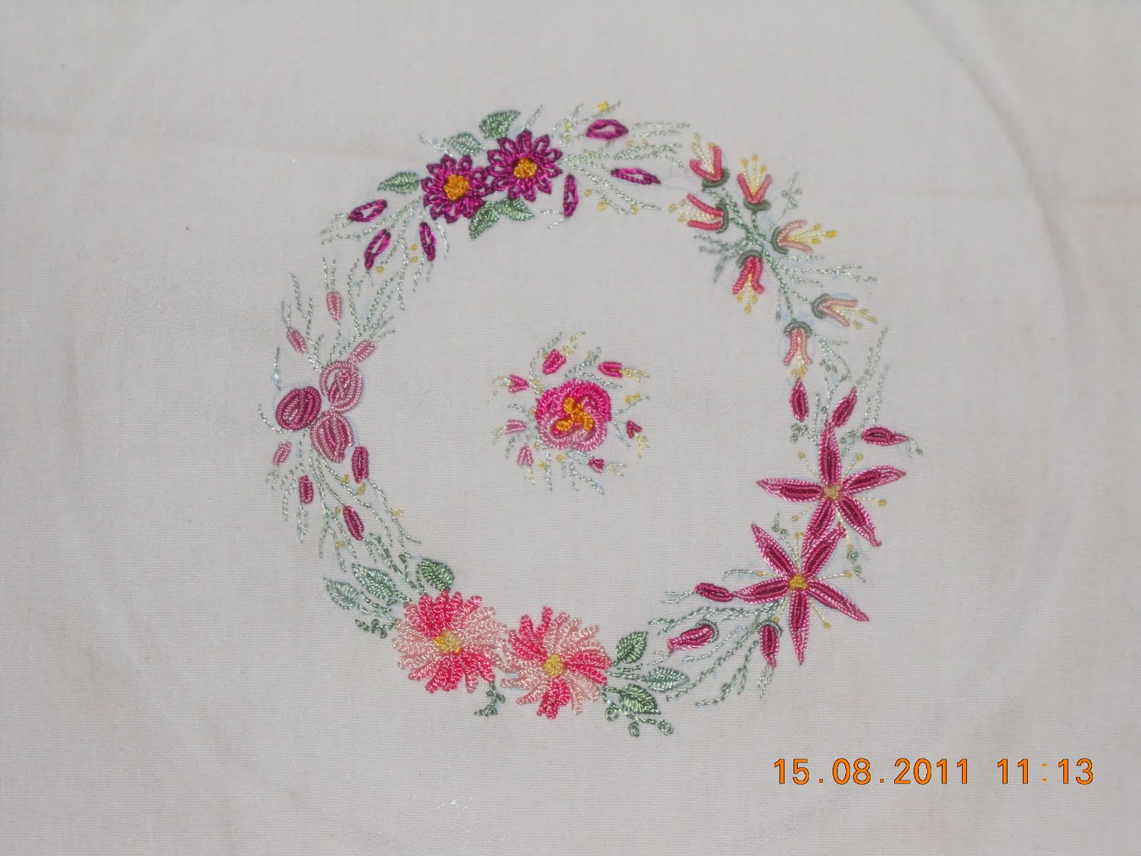 My World Brazilian Embroidery