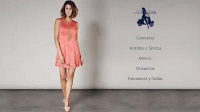 Oferta de ropa para mujer de marca Strada