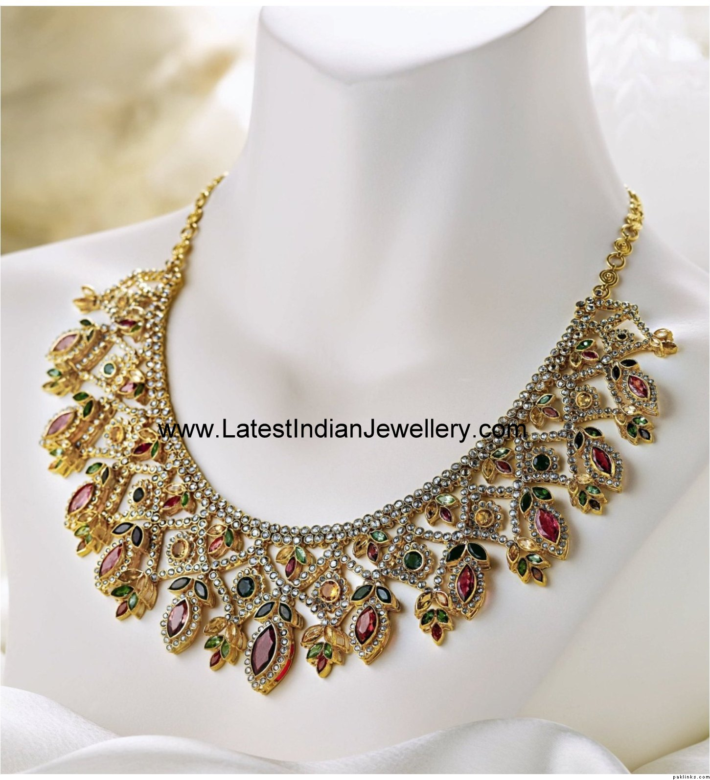 Lovely Design Of Tanishq Gold Jewellery | Jewellry\'s Website