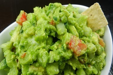 Super Bowl Guacamole
