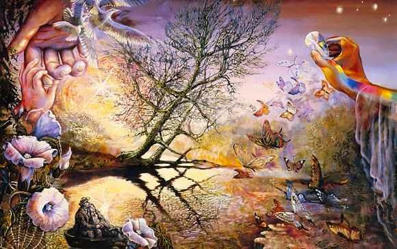 Fantasy World Of Josephine 07 Wallpaper