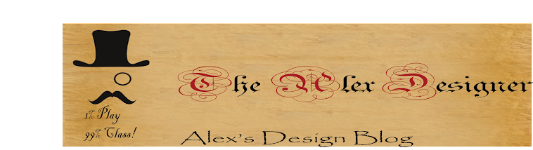 Alex's Design Blog
