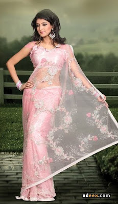 Pothy's Designer Sari collections