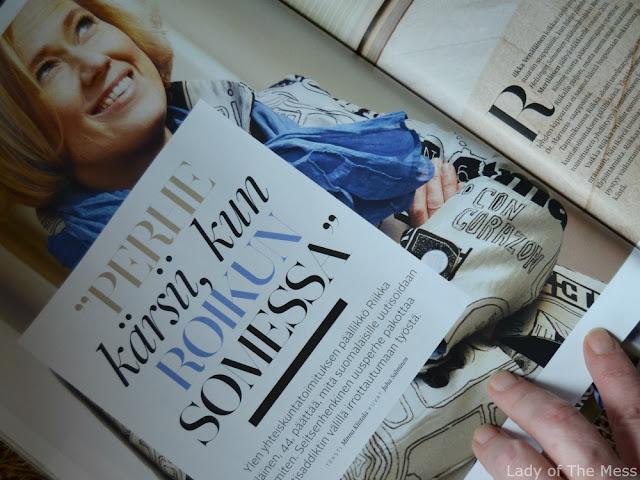 lehti, magazine, Gloria