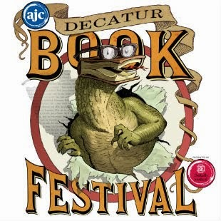 Decatur Book Festival Labor Day Weekend
