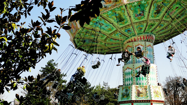 Jardin d'Acclimatation, Paris