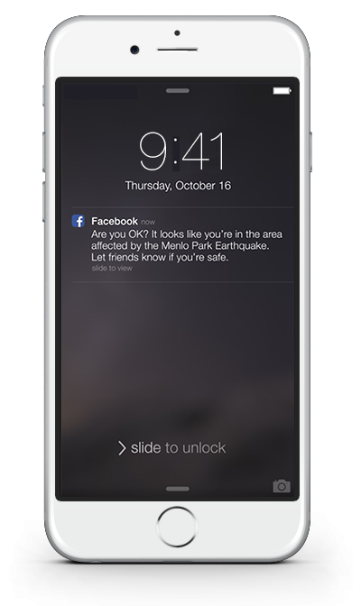 Facebook Introduces Safety Check Tool