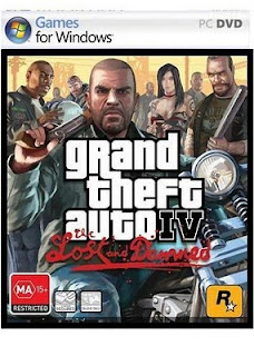 GTA IV Lost And Damned Game