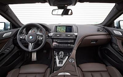 2014 BMW M6 Interior
