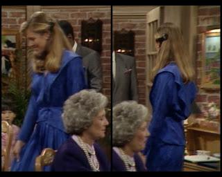 Cosby Show Huxtable fashion blog 80s sitcom Patricia L. Robinson