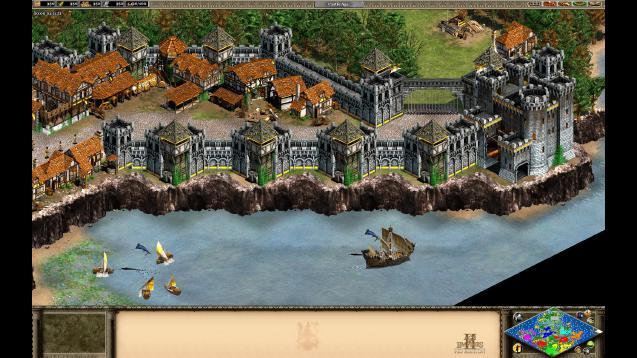 Age of Empires II se fusiona con Juego de Tronos  Juego de Tronos