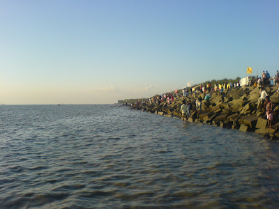 Patenga sea beach