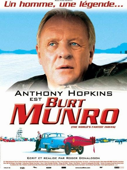 Burt Munro streaming vf