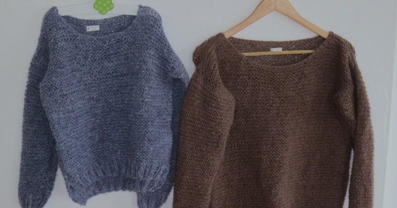 dorthe skappel genser gratis oppskrift