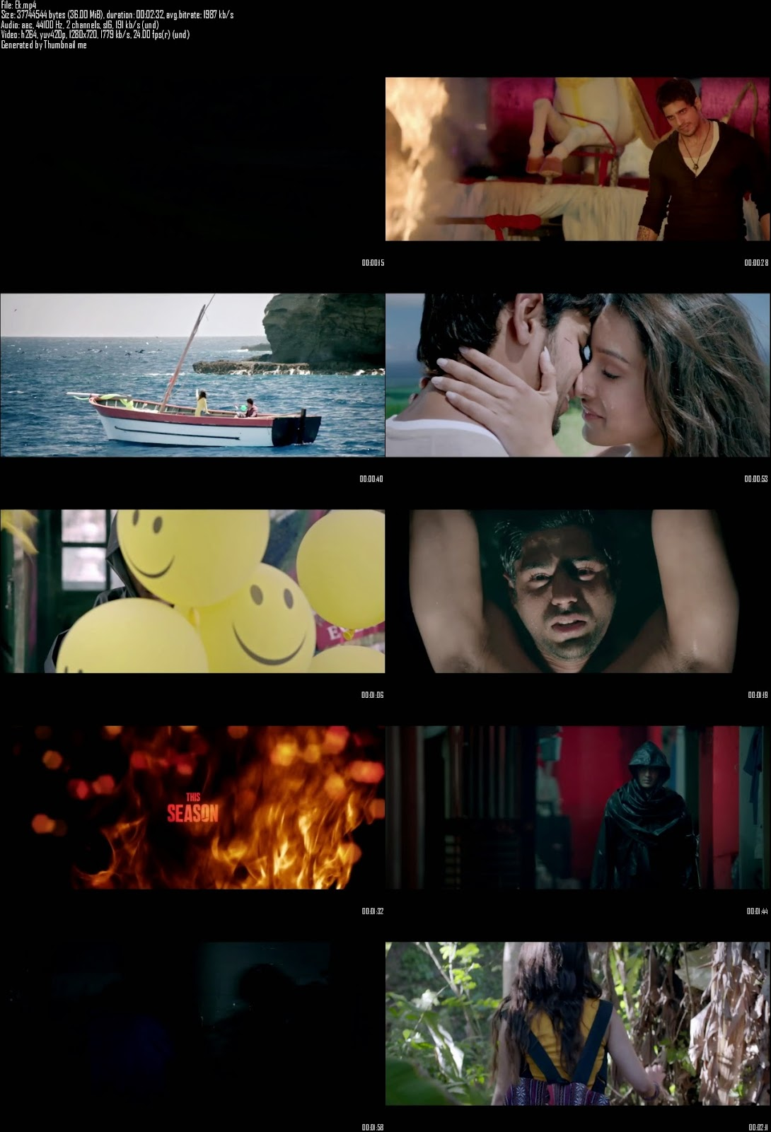 Mediafire Resumable Download Link For Teaser Promo Of Ek Villain (2014)