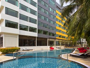 Hotel Bintang 4 di Penang - Four Points by Sheraton Penang
