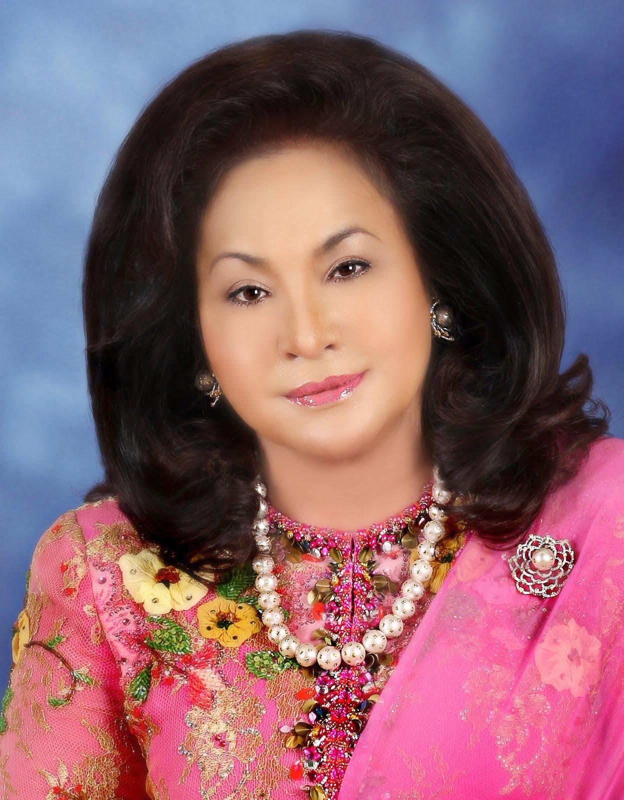 Rosmah lemah lutut dengar berita MH370, minta rakyat Malaysia sama ...