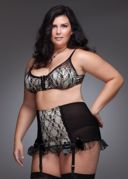 Lingerie: How to Choose Proper and Sexy Plus Size Lingerie