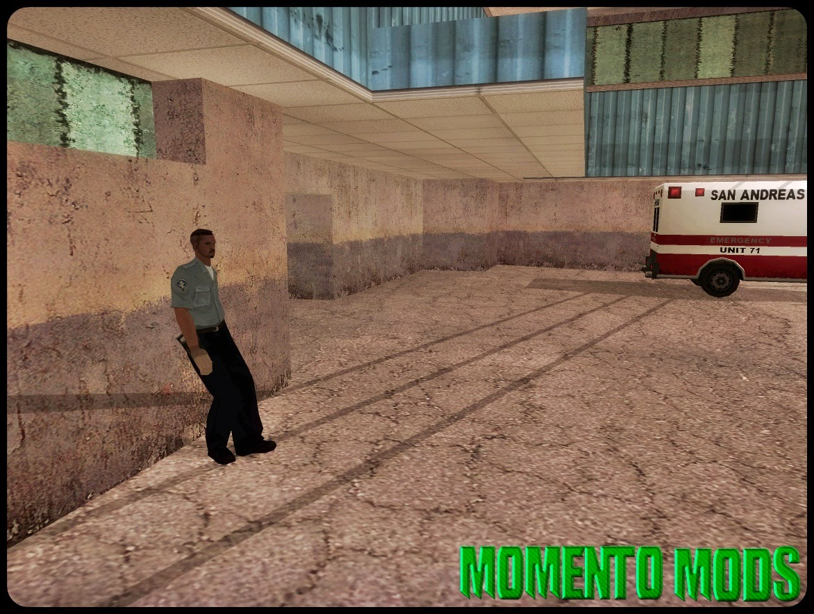GTA SA - Renascimento Da Vila Montgomery