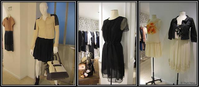 Les Fées de Bengales boutique printemps été 2012