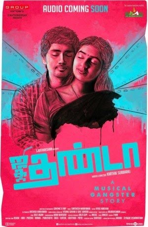 Watch Jigarthanda (2014) DVDScr Tamil Full Movie Watch Online Free Download