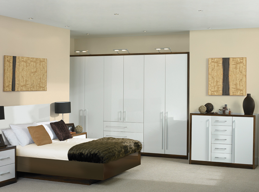 rose wood furniture high gloss bedroom furniture