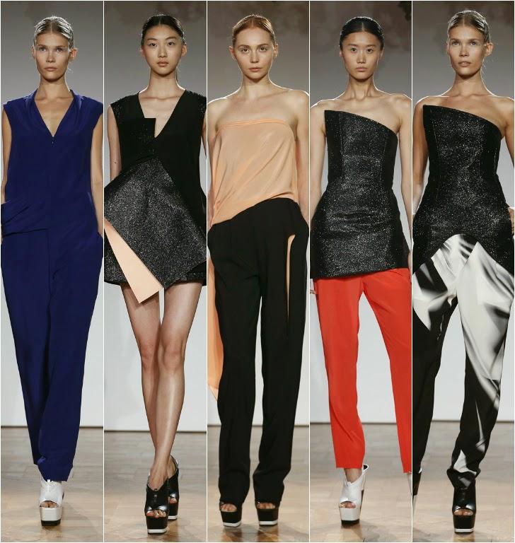 Ilja Visser Haute Couture AW 14-15 © LUSA
