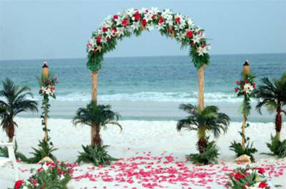 Wedding Altar Decoration Ideas