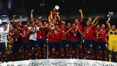 Final Stages Spain vs Italy EURO 2012 (4-0)