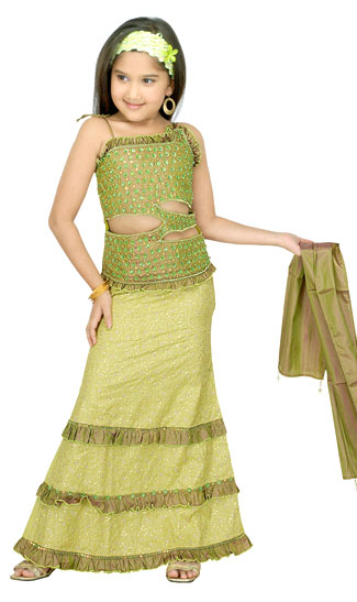 Hollywood Celebrities: Kids-sarees-party-wedding-small ...