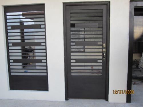 Comercializadora central protecciones - Fotos de puertas metalicas para casas ...