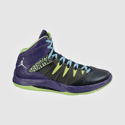 Jordan Aero Flight 2 Men's Basketball Shoe # 599582-019