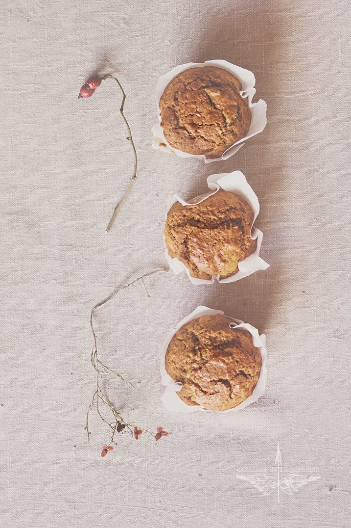 Pumpkin Muffins/ Cazadora de inspiración © Anna Tykhonova