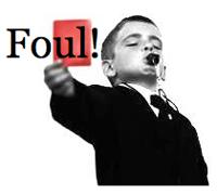 Foul !!
