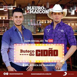 Assista ao clipe Buteco Do Cidão, da dupla Mauro e Maicon!
