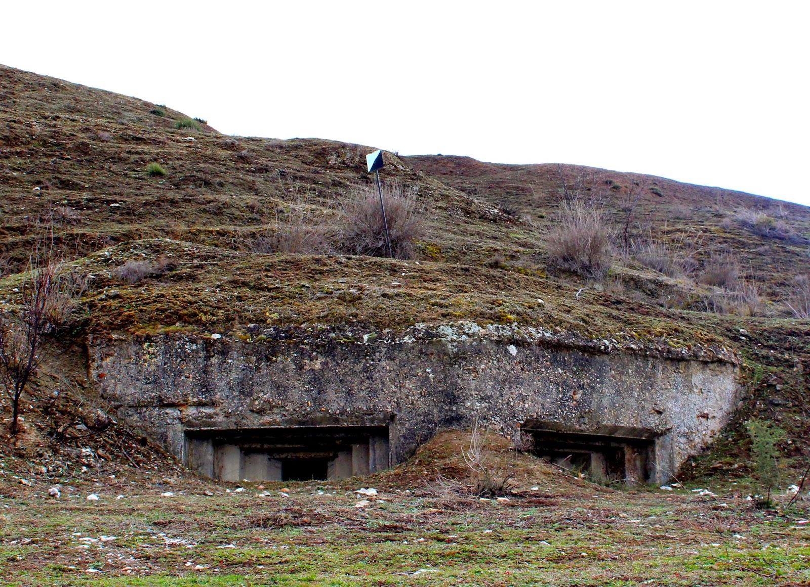 Bunker de la Guerra Civil Española en la Laguna de San Juan-Chinchón