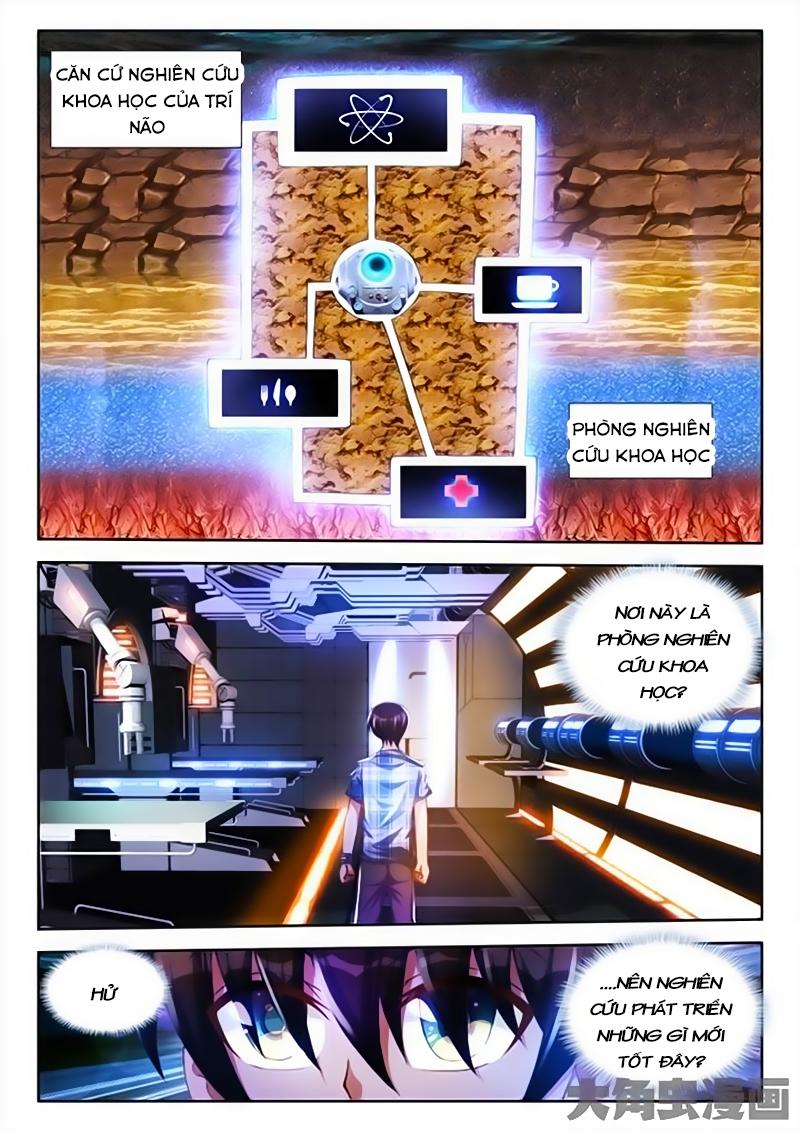Sổ Tay Nuôi Trồng Người Ngoài Hành Tinh Chap 21 Upload bởi Truyentranhmoi.net