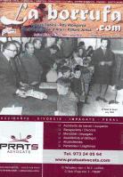 Colaboro con la revista La Borrufa del Pirineu de Lleida