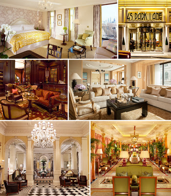 Forbes travel guide announces london star ratings for Luxury hotel guide