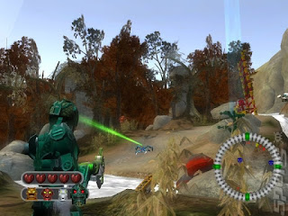Download Games Bionicle Heroes PC Games Full Version